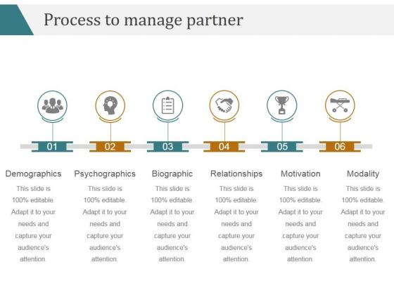 Process To Manage Partners Template 1 Ppt PowerPoint Presentation Templates