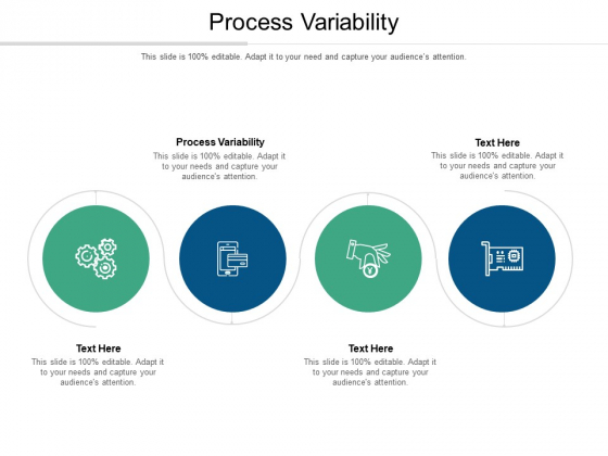Process Variability Ppt PowerPoint Presentation Gallery Example Topics Cpb