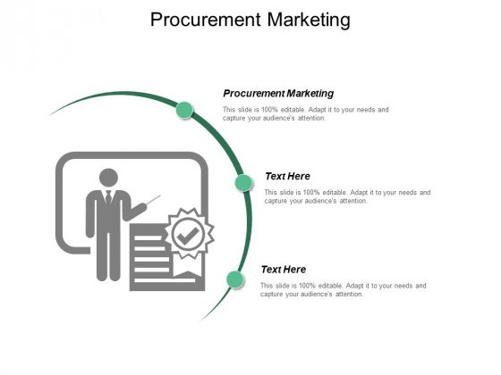 Procurement Marketing Ppt PowerPoint Presentation Styles Clipart Images Cpb