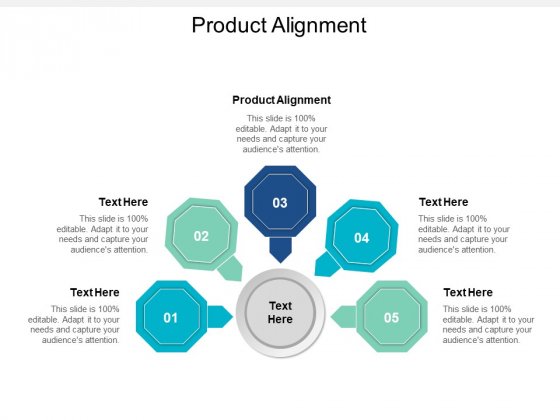 Product Alignment Ppt PowerPoint Presentation Pictures Slide Download Cpb