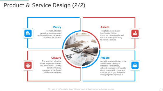 Product And Service Design Policy Manufacturing Control Ppt Gallery Icon PDF