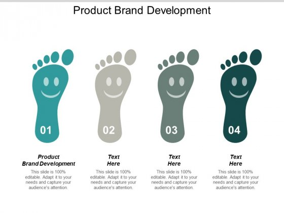 Product Brand Development Ppt PowerPoint Presentation Icon Template