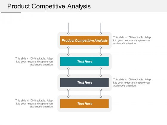 Product Competitive Analysis Ppt PowerPoint Presentation Infographic Template Ideas