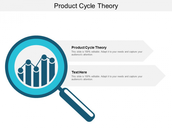 Product Cycle Theory Ppt PowerPoint Presentation Professional Graphics Tutorials Cpb