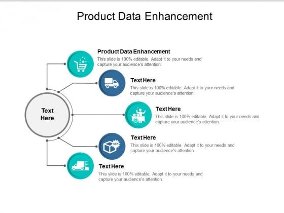 Product Data Enhancement Ppt PowerPoint Presentation Portfolio Templates Cpb