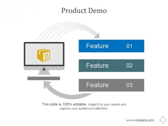 Product Demo Ppt PowerPoint Presentation Background Images
