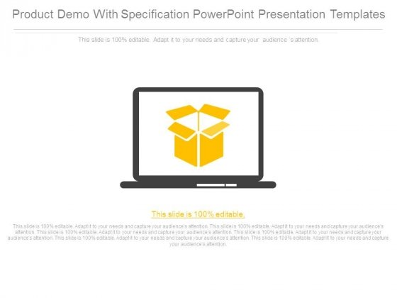 Product_Demo_With_Specification_Powerpoint_Presentation_Templates_1