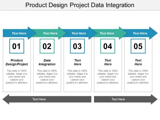 Product Design Project Data Integration Ppt PowerPoint Presentation Summary Template
