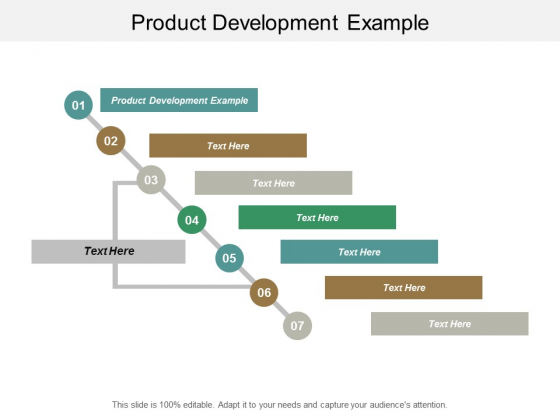 Product Development Example Ppt PowerPoint Presentation Slides Download Cpb