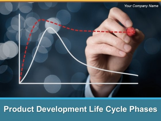 Product Development Life Cycle Phases Presentation Design