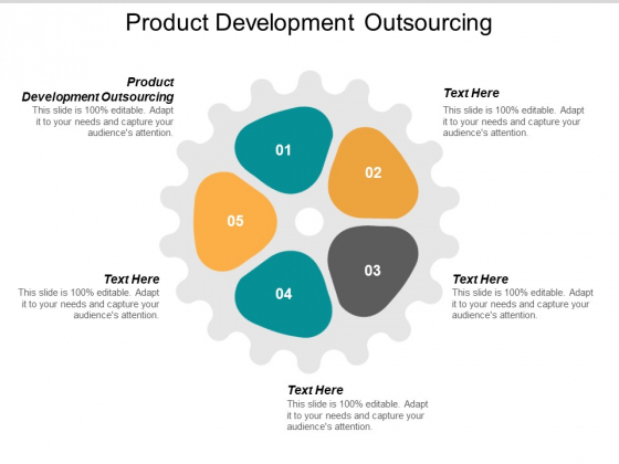 Product Development Outsourcing Ppt PowerPoint Presentation Summary Infographic Template Cpb