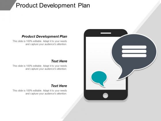 Product Development Plan Ppt PowerPoint Presentation Layouts Infographic Template Cpb