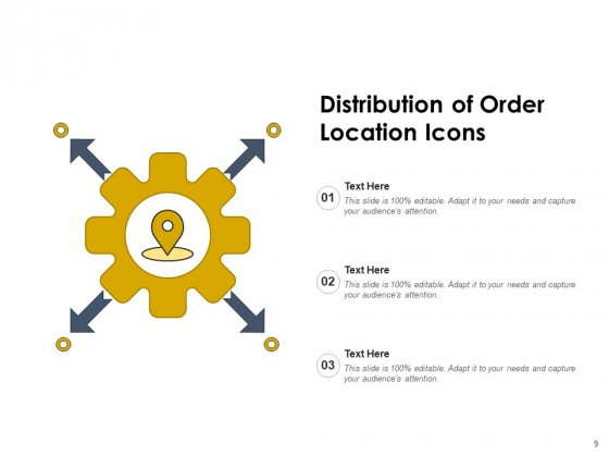 Product_Distribution_Icon_Gear_Arrow_Ppt_PowerPoint_Presentation_Complete_Deck_Slide_9