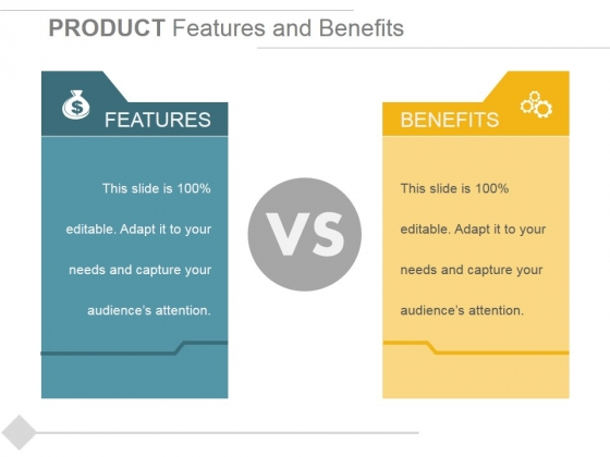 Product_Features_And_Benefits_Ppt_PowerPoint_Presentation_Show_Professional_Slide_1