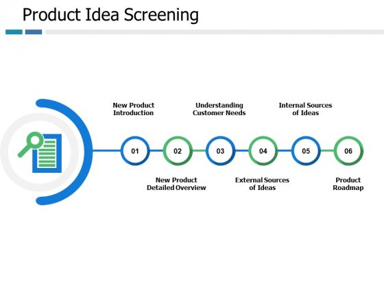Product Idea Screening Ppt PowerPoint Presentation Gallery Graphic Tips