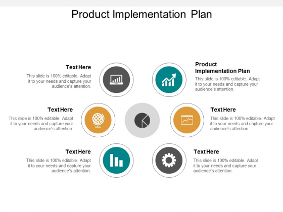 Product Implementation Plan Ppt PowerPoint Presentation Icon Clipart Cpb