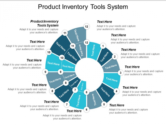 Product Inventory Tools System Ppt PowerPoint Presentation Slides Objects