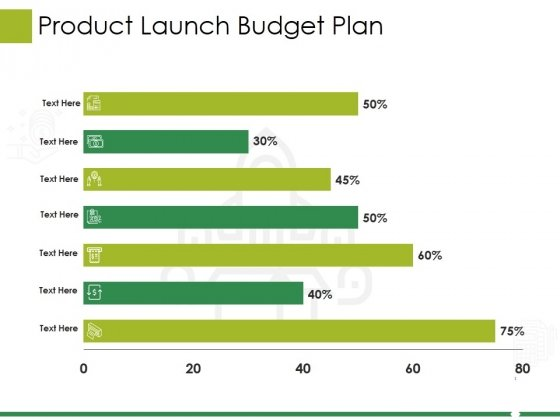 Product Launch Budget Plan Ppt PowerPoint Presentation Portfolio Inspiration