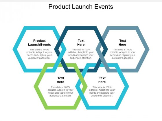 Product Launch Events Ppt PowerPoint Presentation Show Cpb