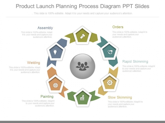 Product_Launch_Planning_Process_Diagram_Ppt_Slides_1