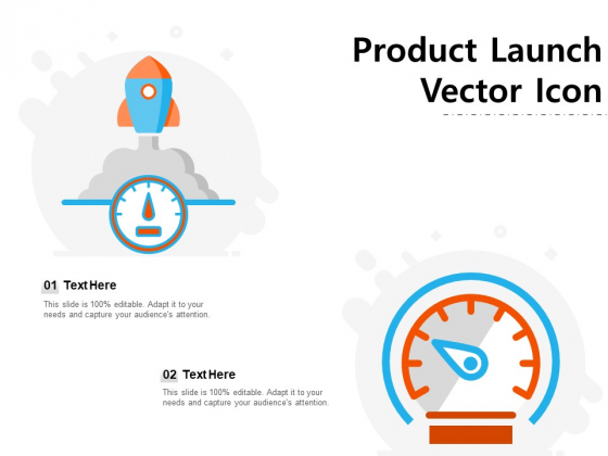 Product Launch Vector Icon Ppt PowerPoint Presentation Icon Information
