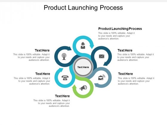Product Launching Process Ppt PowerPoint Presentation Layouts Files Cpb