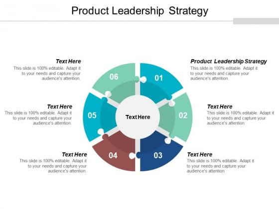 Product Leadership Strategy Ppt Powerpoint Presentation Portfolio Designs Cpb