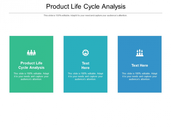 Product Life Cycle Analysis Ppt PowerPoint Presentation Visual Aids Background Images Cpb