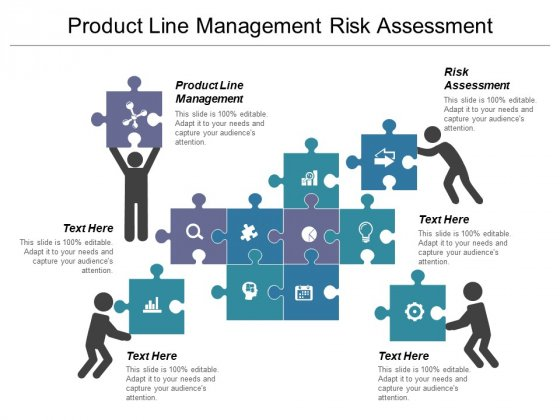 Product Line Management Risk Assessment Ppt PowerPoint Presentation Summary Smartart