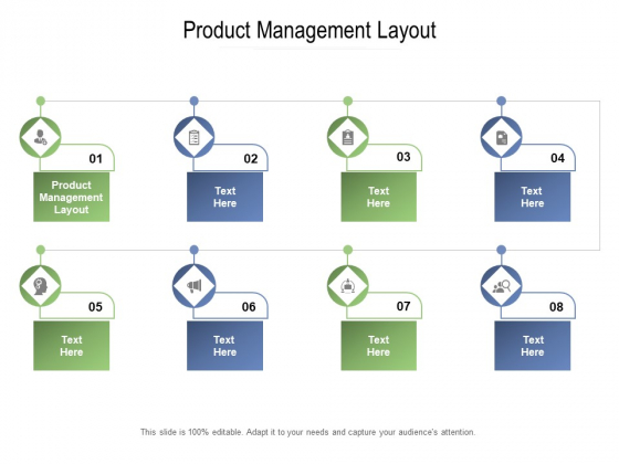 Product Management Layout Ppt PowerPoint Presentation Pictures Files Cpb Pdf