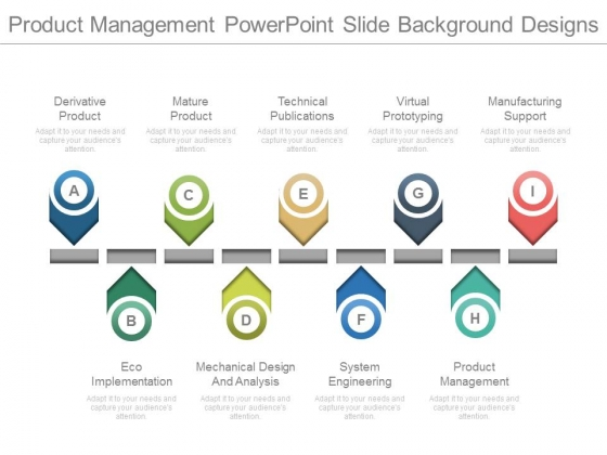 Product Management Powerpoint Slide Background Designs