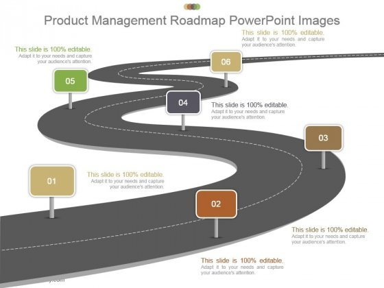 Product Management Roadmap Powerpoint Images