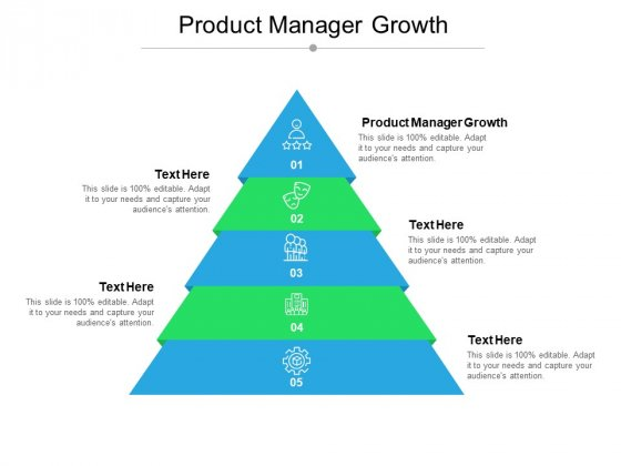 Product Manager Growth Ppt PowerPoint Presentation Ideas Information Cpb Pdf