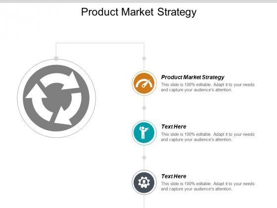 Product Market Strategy Ppt PowerPoint Presentation Icon Professional Cpb
