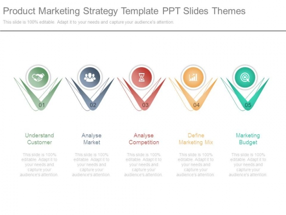 Marketing Strategy Template Pdfmarketing Strategy Template
