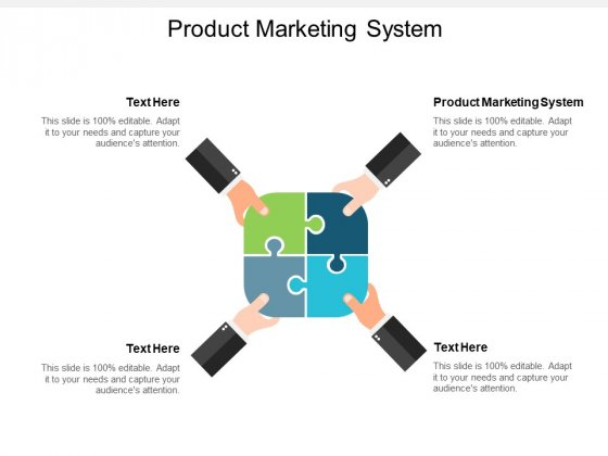 Product Marketing System Ppt PowerPoint Presentation Professional Outline Cpb