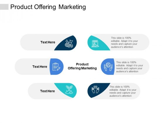 Product Offering Marketing Ppt PowerPoint Presentation Layouts Portrait Cpb