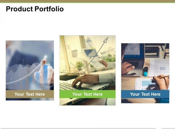 Product Portfolio Template 4 Ppt PowerPoint Presentation Gallery Topics