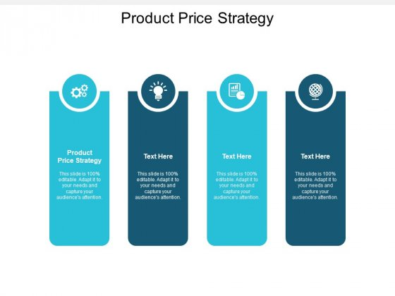 Product Price Strategy Ppt PowerPoint Presentation Infographic Template Images Cpb