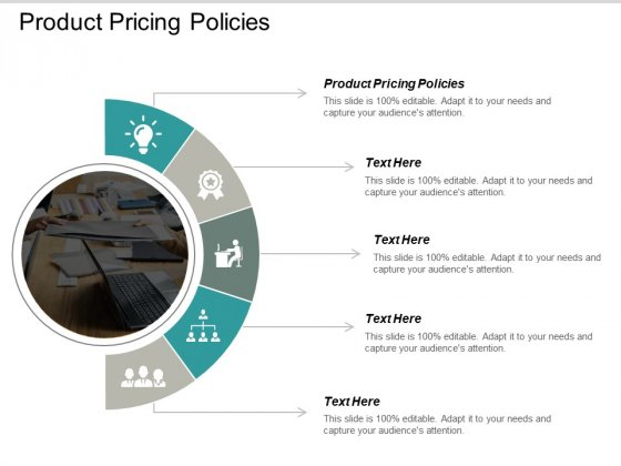 Product Pricing Policies Ppt PowerPoint Presentation Layouts Inspiration Cpb
