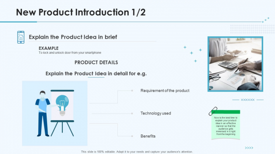 Product Pricing Strategies New Product Introduction Benefits Ppt Inspiration Background Image PDF