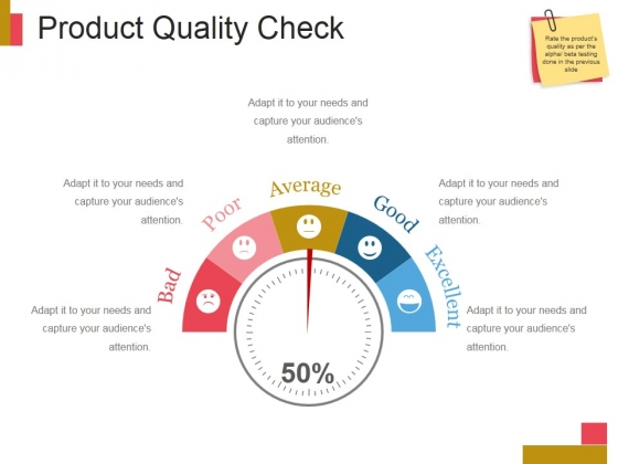 Product Quality Check Ppt PowerPoint Presentation Introduction