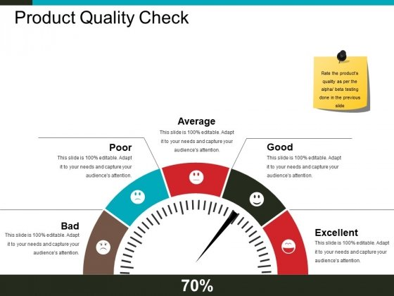 Product Quality Check Ppt PowerPoint Presentation Portfolio Example