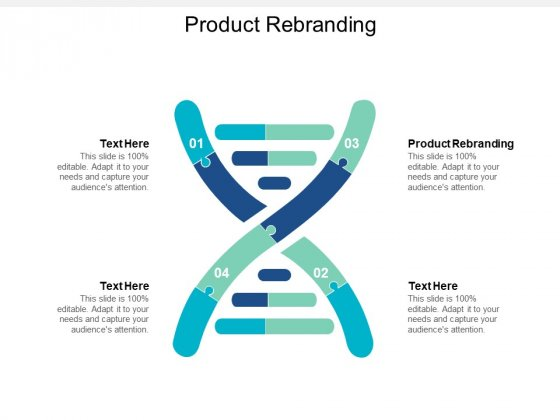 Product Rebranding Ppt PowerPoint Presentation Infographic Template Slides Cpb
