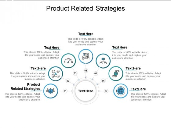 Product Related Strategies Ppt PowerPoint Presentation Gallery Clipart Cpb
