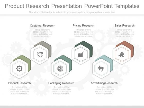 product research presentation powerpoint templates powerpoint