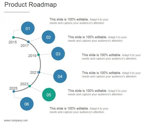 Product Roadmap Ppt PowerPoint Presentation Diagrams
