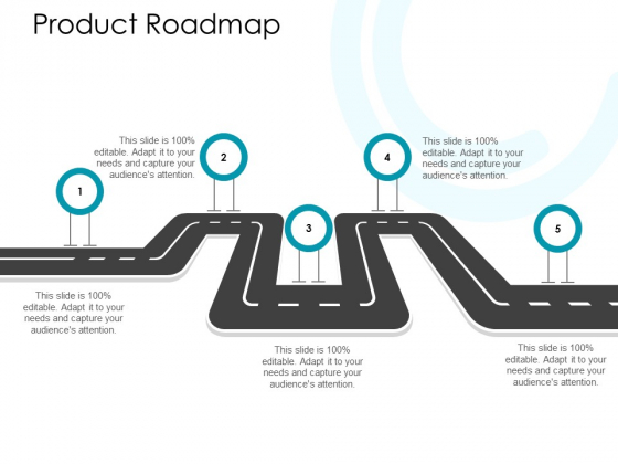 Product Roadmap Ppt PowerPoint Presentation Inspiration Information
