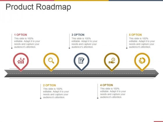 product roadmap ppt powerpoint presentation layouts background