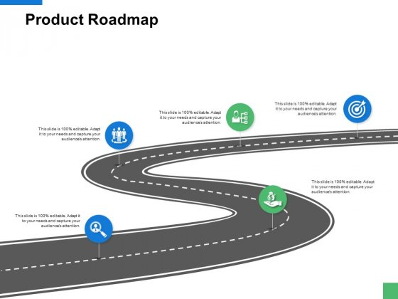 Product Roadmap Ppt PowerPoint Presentation Portfolio Vector